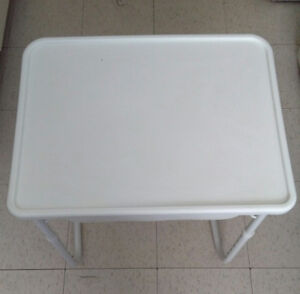 Tilt a table portable table hobby dinner laptop table desk