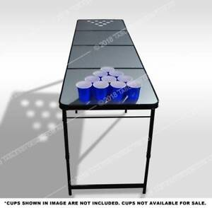 BRAND NEW TANK Foldable Beer Pong Table With Cut Out Holes Lonsdale Morphett Vale Area Preview