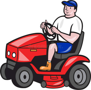 Lawn mowing in saskatoon $50 big or small , tall or not