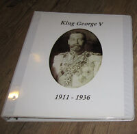 Canada Coin Collection 1911 to 1936 King George V