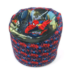 Spiderman Bean Bag Drum Chair New