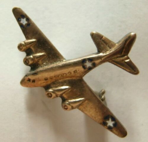 WW2 Boeing B-29 Super Fortress Aircraft Pin - PB