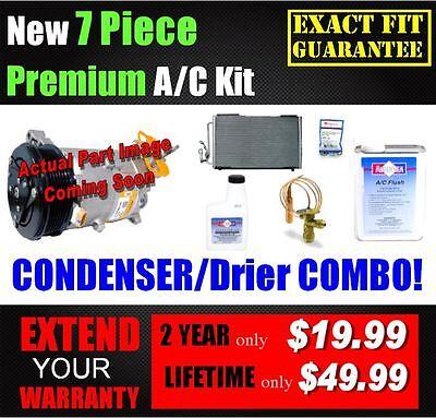"NEW PREMIUM AC COMPRESSOR  ""KIT"" FITS: 2006-2011 IMPALA W/ 3.5-3.9 ENG W/COND"