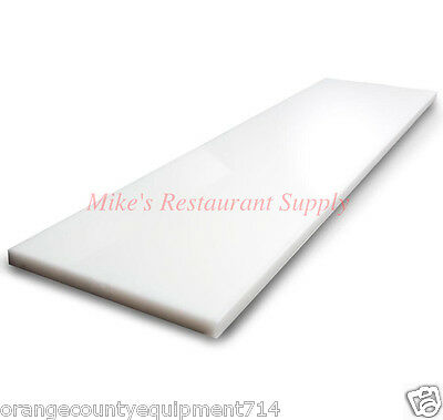 New 67 12 X 18 Cutting Board For Sandwich Pizza Prep Table 8098 Commercial
