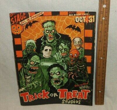 Trick or Treat Studios Mask 2018 Catalog ](Halloween Mask Catalog)
