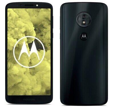 "Motorola Moto G6 Play 5.7"" Smartphone 32GB Sim Free Unlocked (Deep Indigo) B"