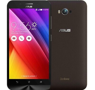 "Asus ZenFone Max Smartphone 14cm 5,5"" HDready 32 GB Android 5 2GB RAM 4G schwarz"
