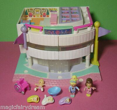 Polly Pocket Mini ♥ Kinder Krankenhaus ♥ Children's' Hospital 100% Komplett 1995