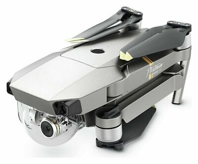 Brand New Sealed DJI Mavic Pro Platinum Drone with Controller EU Model