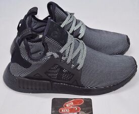 Adidas NMD XR1 Trainers Black (Mens UK 9.5)