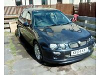 MG ZR 1.4 hatchback , low millage , nice and clean , Head gasket failure !!!