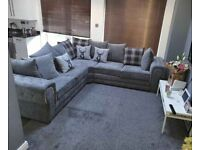 BRAND NEW VERONA CHESTERFIELD CORNER OR 3+2 SEATER SOFA AVAILABLE IN STOCK BUY NOW