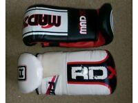 Boxing / punch bag gloves