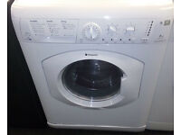 Z165 white hotpoint 7+5kg 1400spin washer dryer comes with warranty can be delivered or collected