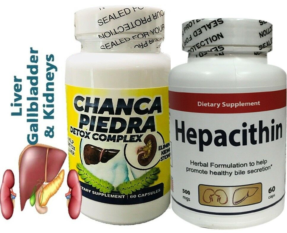 Natural Body and Liver and Kidney Detox Cleanse Supplement Liver Kidney urinary