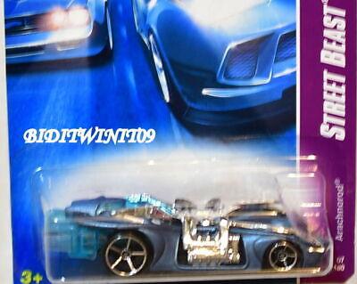 Hot Wheels 2007 Calle Bestia II Arachnorod #03/04