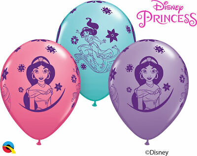 Disney Princess Birthday Balloons (6 pc 12
