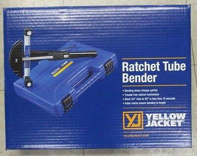 Yello Jacket Ratchet Tube Bender-60331