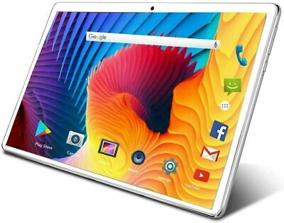 10.1inch WiFi Tablet PC 10Core Android 9.0 Tablet 64GB Bluetooth Dual SIM Camera