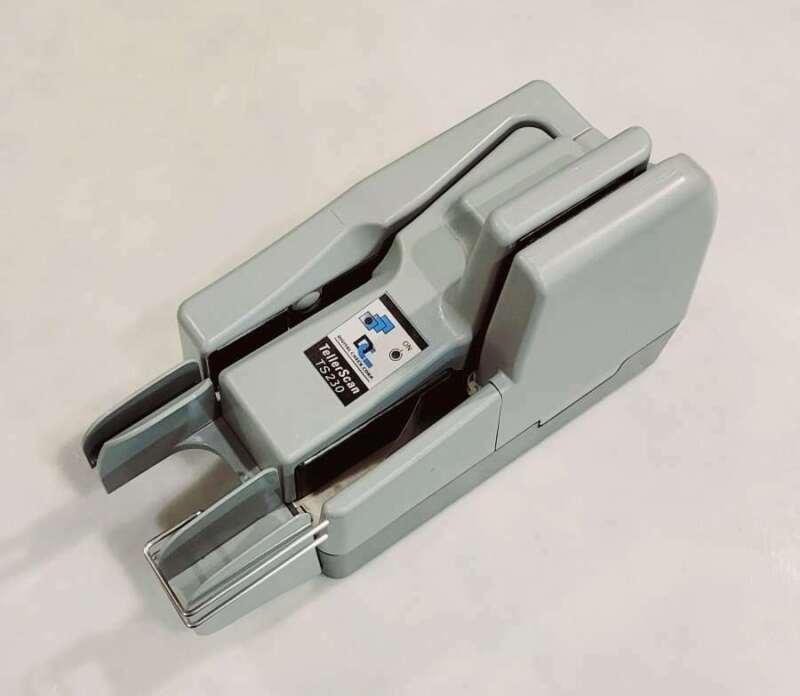 Tellerscan TS230 - 100 DPM Digital Check Scanner NICE