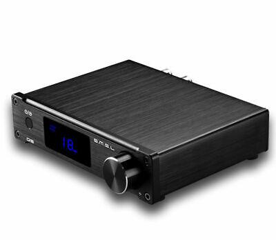 SMSL Q5 PRO Amplificador Digital 2x 45W Clase D-Verstärker Dac Control Remoto