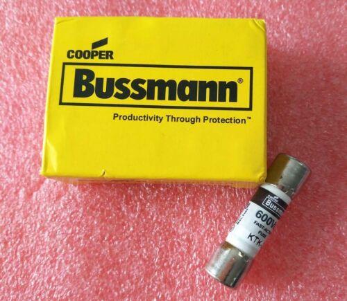 Bussmann KTK-15 15 FUSE FAST ACTING 15A Fuse 600V For Fluke multimeter GENUINE