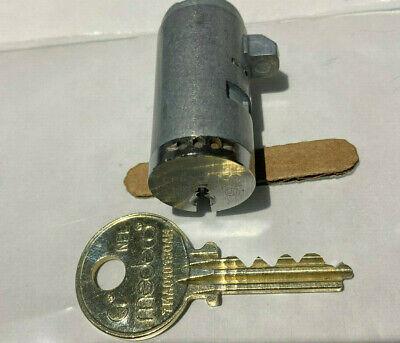 Medeco High Security Vending Machine Lock T Handle Cylinder 1 Key