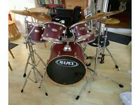 Mapex Drum Kit w/ stool and sticks