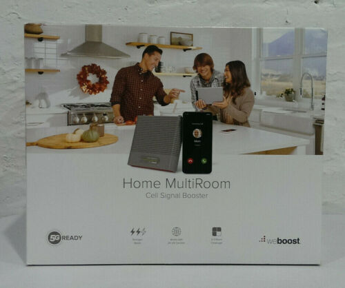 LATEST MODEL weBoost Home MultiRoom 5G Ready 470144 All US Carriers - (Open Box)