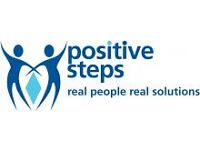 Positive Steps Accommodation SErvice is looking for 1 bedroomed properties within Dundee.