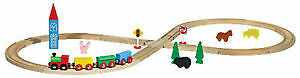 Wooden Train Set - 32 Pieces. London Ontario image 2