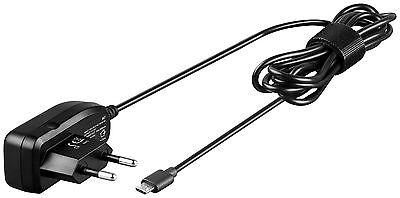 Micro USB Ladegerät Netzteil Reiselader USB für Smartphone Handy 5V 1A 1,5 m