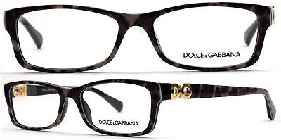 DOLCE&GABBANA Fassung Glasses DG3228 1995 Gr 53 Nonvalenz BF126 T126