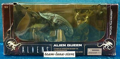 Movie Maniacs Alien Queen Diorama Deluxe Box Set Mc Farlane Toys Figur neu+ovp