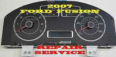 Ford Fusion 06 07 08 09 2010 2011 Speedometer Iinstrument Cluster Gauges Repair