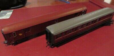 HORNBY E10108E LIMA 475 Comb TRAIN RAILWAY OO GAUGE COACH