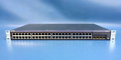 Juniper EX2200 PoE Switch | 48-Port Gigabit 4x SFP+ | EX-2200-48P-4G