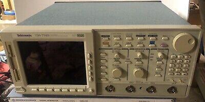 Tektronix Tds754d 500mhz 2gss Oscilloscope Loaded