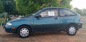 1997 Ford Festiva Hatchback Howlong Albury Area Preview