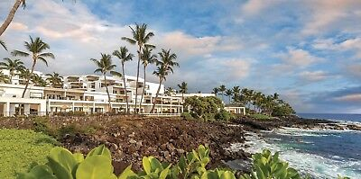 Wyndham Royal Sea Cliff Kailua Kona Hi Hawaii  2 Bdrm  Jun June Jul July Aug