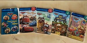 Disney Cars books