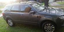 2011 Ford Territory SZ TS 7 SEATER Seq Sport Shift Grey Essendon Moonee Valley Preview