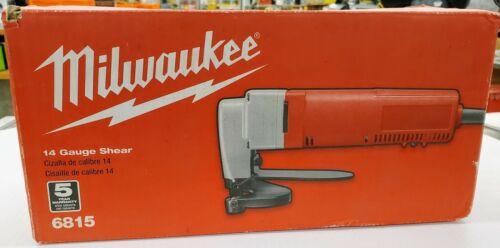 Milwaukee 6815 14 Gauge Electric Shear