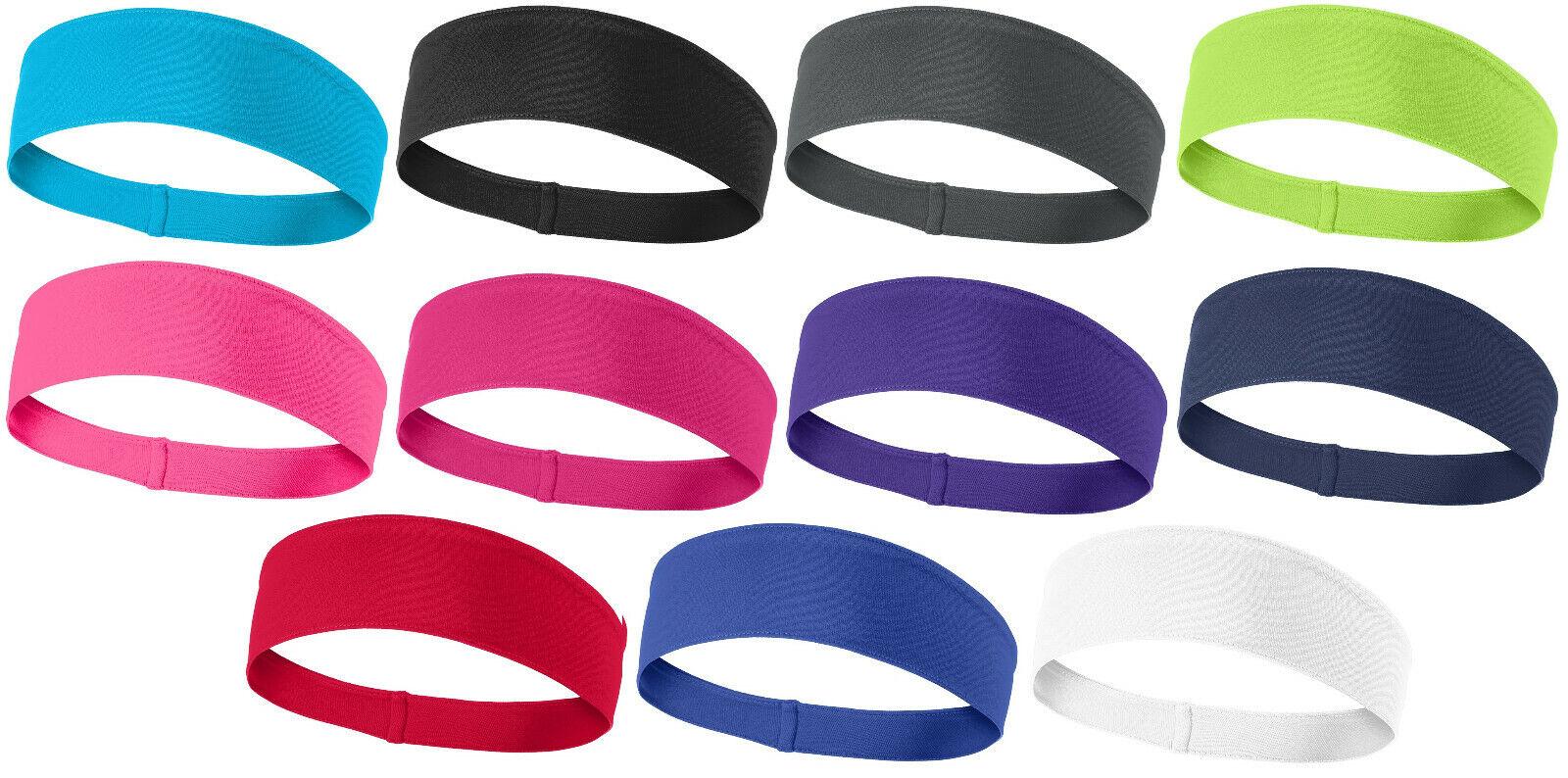 Sport-Tek PosiCharge Competitor Women's Headband Fitness Wor