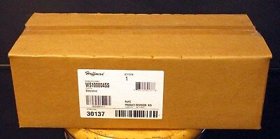 Hoffman Stainless Steel Watershed Type 4x 10x8x4 Enclosure - Ws100804ss New