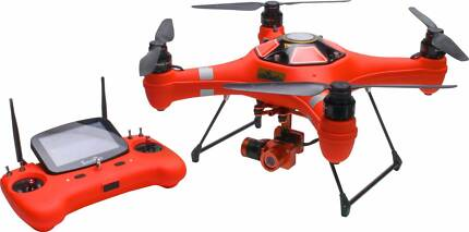SplashDrone V3  AUTO Water Proof Drone with 4K Camera