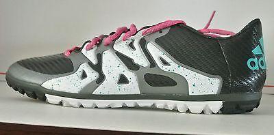 NEW Adidas Men Fashion Sneakers 15.3 Turf TF Soccer Cleats Sz 11.5 $70
