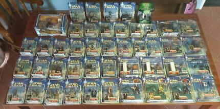 Star Wars huge collection lot Jandakot Cockburn Area Preview