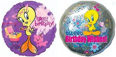 Looney Tunes Party Supplies (Tweety Bird Looney Tunes 18