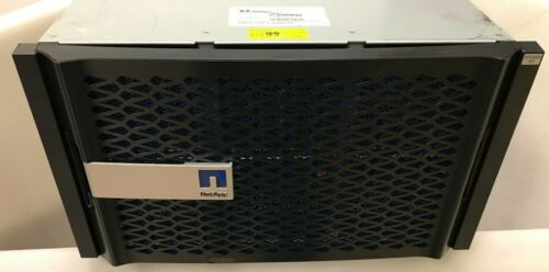 Netapp Filer System FAS8080 EX Chassis w/ Faceplate and Rails